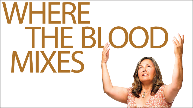 where the blood mixes poster headerblood